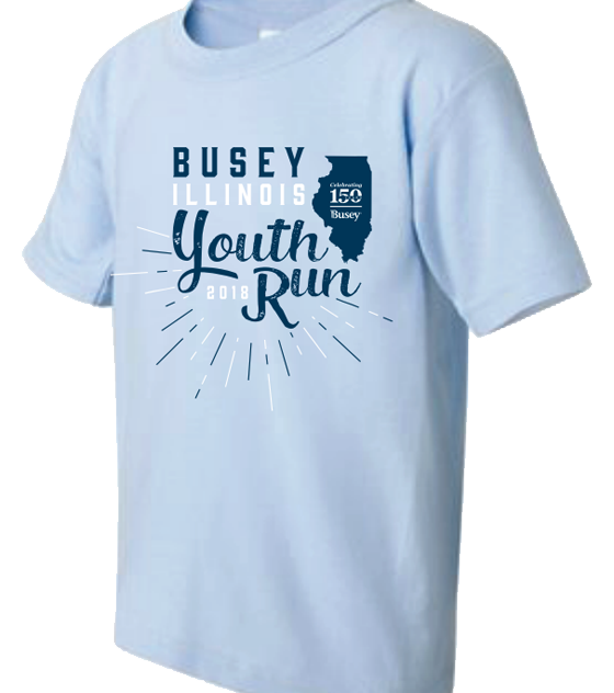 Youth Run T-Shirt