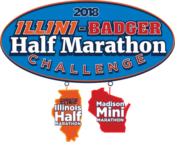 Illini Badger Logo