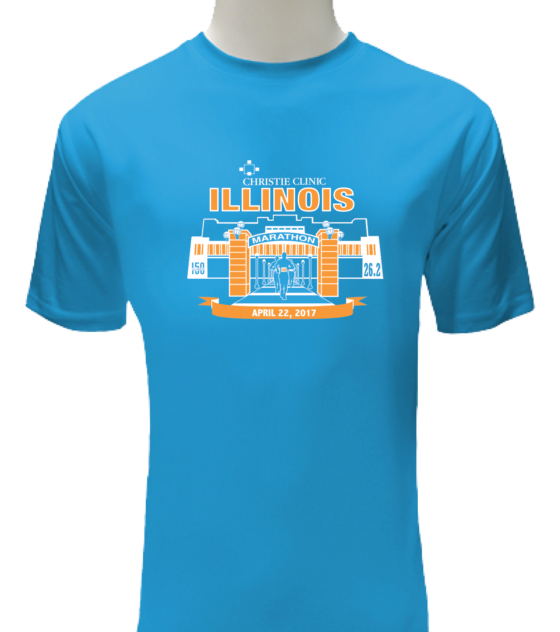 Men's Full Marathon Shirt