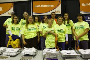 Illinois marathon Day 1