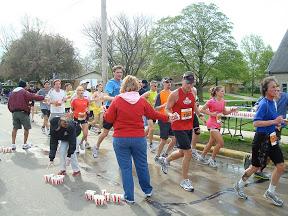 Illinois marathon Day 2_5K