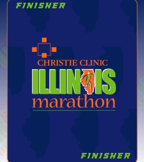 Marathon Finisher Blanket