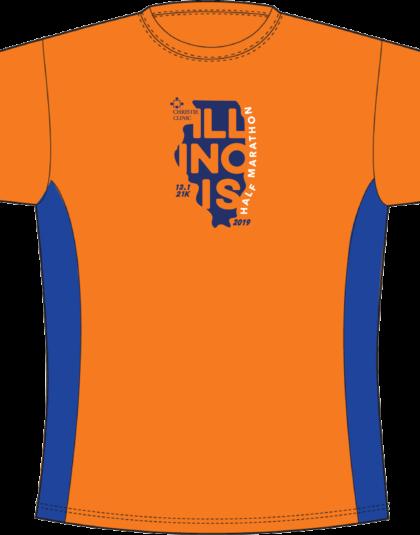 Men's Half Marathon Shirt