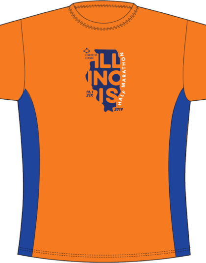 Men's Half Marathon Shirt