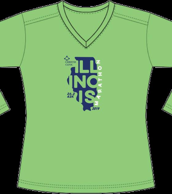Women's Marathon Shirt
