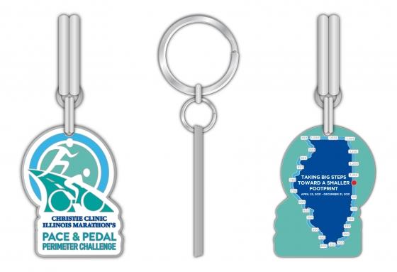 Optional Keychain Medal