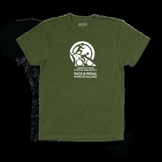 Quarter Perimeter Men's Short Sleeve Shirt